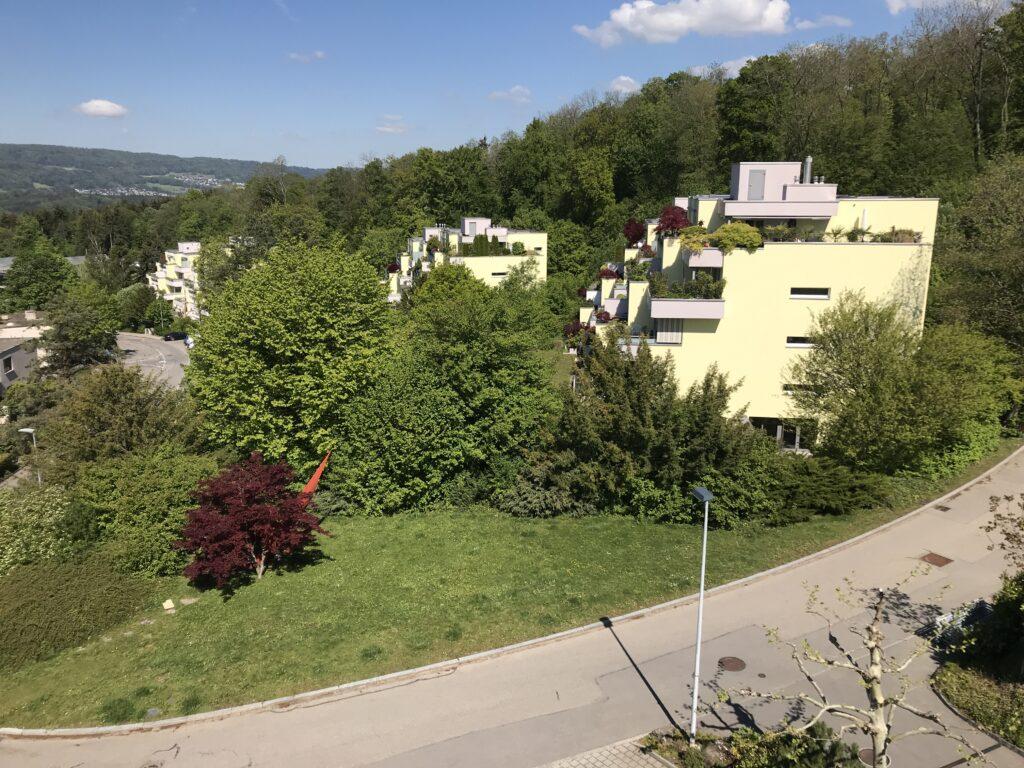 Mehrfamilienhäuser an der Wängistrasse in Uitikon